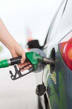 tankowanie benzyny